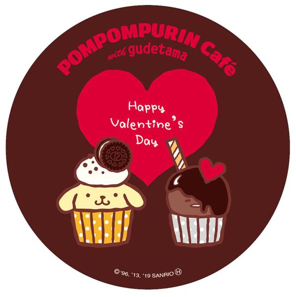 <ポムポムプリンカフェ 横浜・名古屋>限定バレンタイン~ホワイトDayメニュー販売!