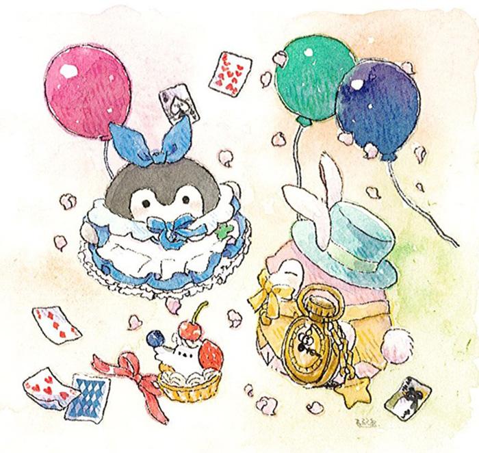 【全国初開催】コウペンちゃんといつもいっしょな原画展