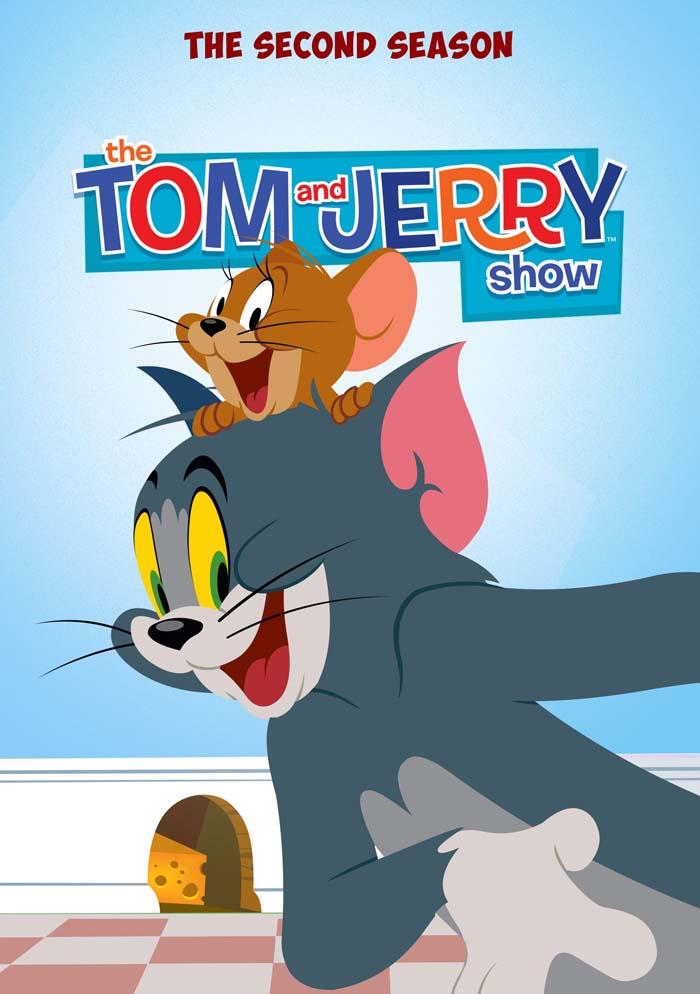 「トムとジェリー ショー 2」NHK BSプレミアムで放送開始!