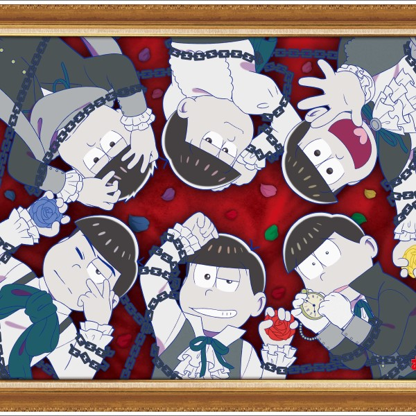 「おそ松さん」描き下ろしイラストがアクリルアートパネルに!受注受付開始