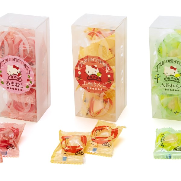ハローキティが「榮太樓總本鋪」とコラボ!東京土産にピッタリのキュートな果汁飴が誕生♪