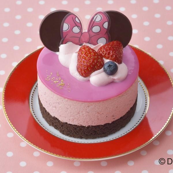 3月2日は「ミニーマウスの日」!コージーコーナーにミニーちゃんイメージのスイーツ登場♪