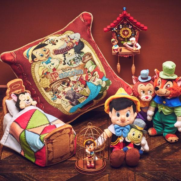 「ピノキオ」公開から80周年!アニバーサリーアイテムが登場