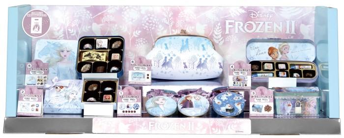 「アナ雪」デザインのバレンタインチョコがイオン限定で登場!