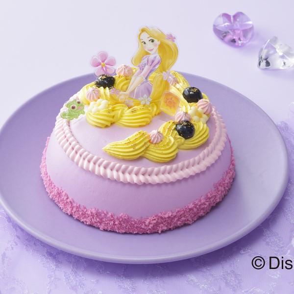 ラプンツェル&ディズニーガールズキャラのひなまつりケーキがコージーコーナーに登場♡