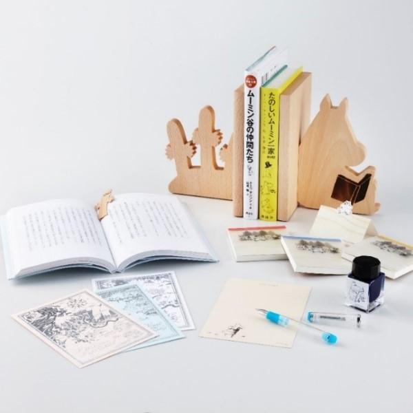 ムーミン・スナフキン・ニョロニョロがTカードに!蔦屋書店オリジナルグッズも発売