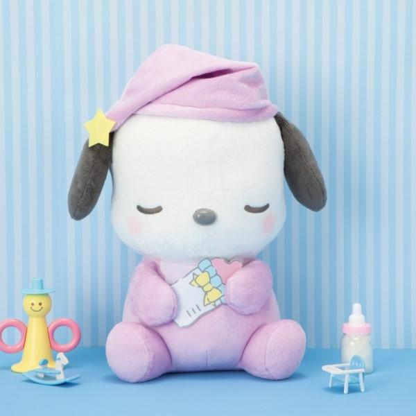 ポチャッコ&シナモン&プリンがキュートな赤ちゃん姿に♡namco限定の景品が登場!