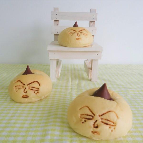 まる子と永沢君がパンになった!「麻布十番モンタボー」で3連休限定販売♪
