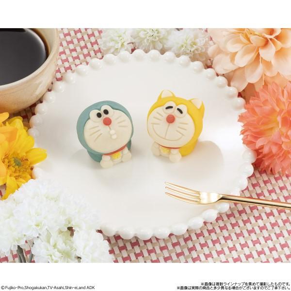 """「ドラえもん」が50周年記念で和菓子に!黄色い""""元祖ドラえもん""""も仲間入り♪"""