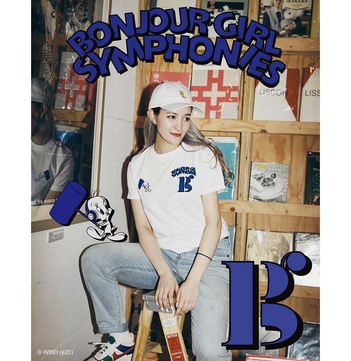 「BUGS BUNNY」&「TWEETY」×「BONJOUR GIRL」コラボコレクションが発売!