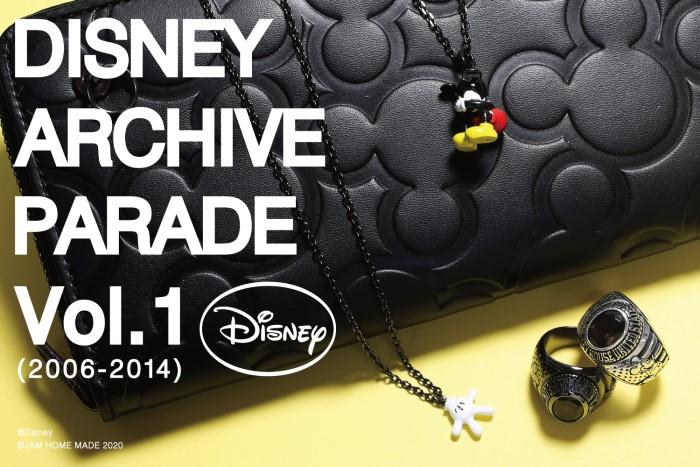 ミッキーマウスをモチーフにした大人気アイテムが「JAM HOME MADE」から復刻!