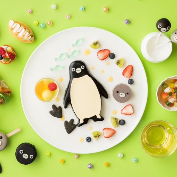 「Suicaのペンギン アフタヌーンティー」ホテルメトロポリタン35周年記念で登場!