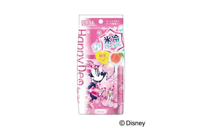 ミニーマウスとデイジーダックがチアガールに♡限定デザインのボディシート登場!