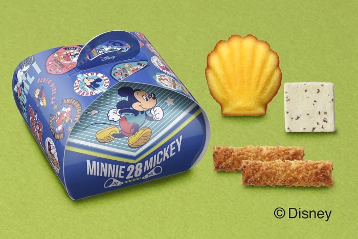 ミッキー&ミニーがスポーツを楽しむデザイン♪ディズニースイーツギフトが登場!