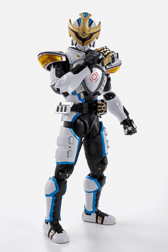「仮面ライダーイクサ」が「S.H.Figuarts」シリーズに登場!紅音也の頭部パーツ付き!!