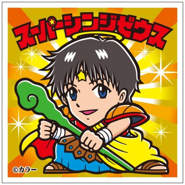 「エヴァンゲリオン」×「ビックリマン」の「エヴァックリマンチョコ」が新発売!
