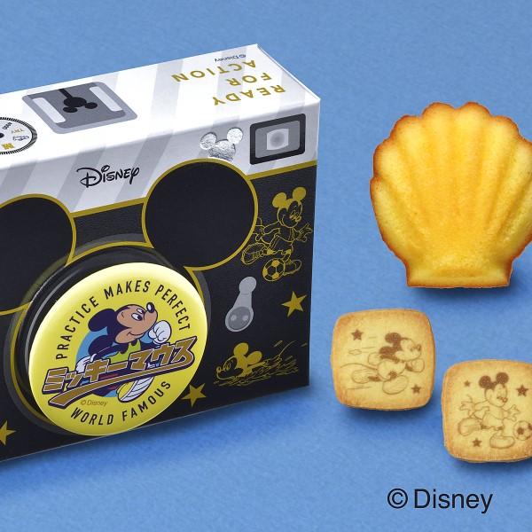ディズニーの新作ギフトがコージーコーナーに登場♪缶バッジやボトルカバー付き!
