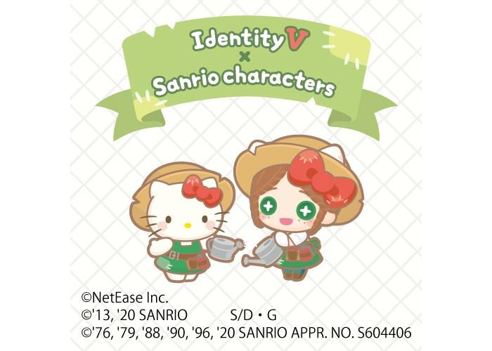 「サンリオキャラクターズ」×「第五人格」コラボグッズが予約受付中!