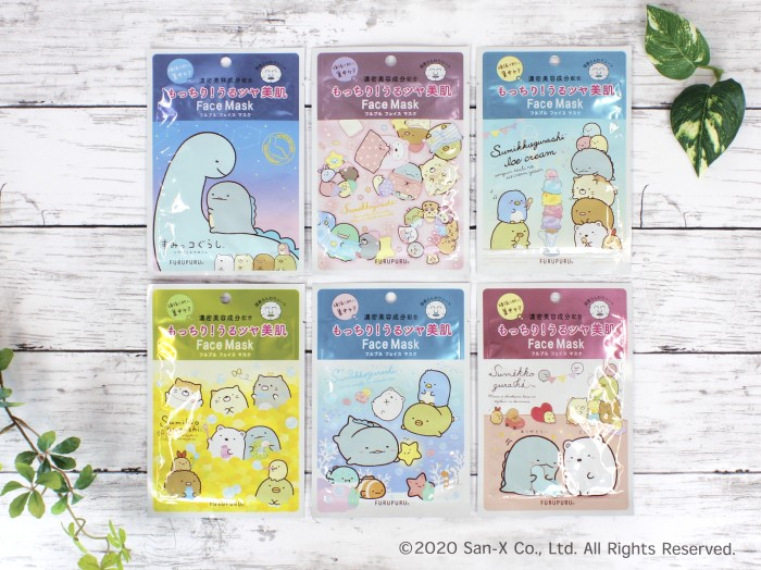 「すみっコぐらし」×「FURUPURU®COSME」コラボコスメがキデイランドで発売中♪