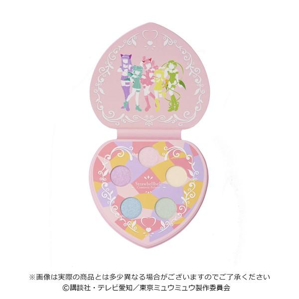 「東京ミュウミュウ」ストロベルベルモチーフの「メイクパレット」登場!