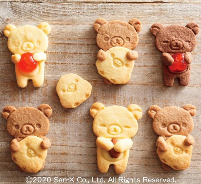 「リラックマ」のお菓子作りグッズがヴィレヴァンオンラインに登場!