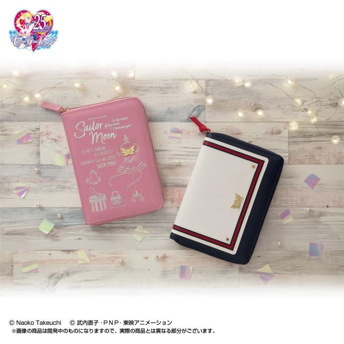 「美少女戦士セーラームーン」2021年手帳の予約受付中!オトナ可愛いデザイン♡