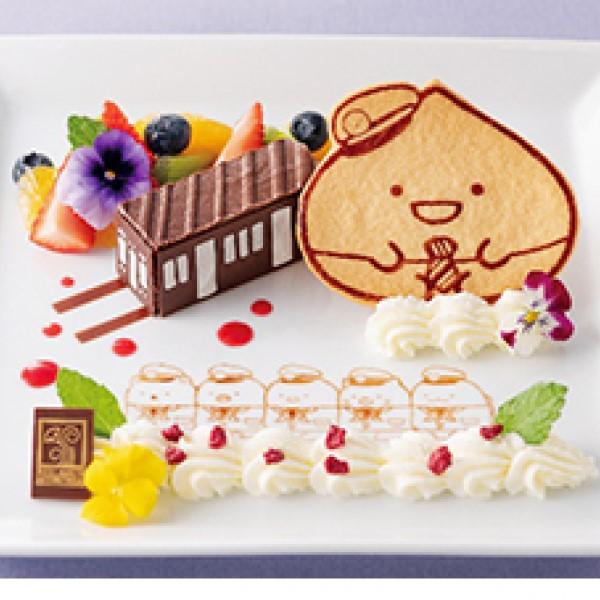 「すみっコぐらし」のパンやデザート・ランチセットが関西のホテルに登場♪