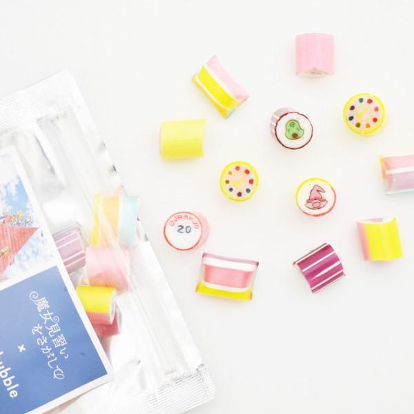 「おジャ魔女どれみ」コラボキャンディが「パパブブレ」から発売中!