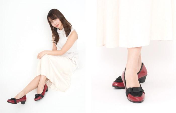 「名探偵コナン」赤井秀一イメージのパンプス&ショートブーツが登場!