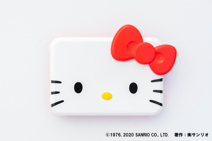 「ハローキティ」デザインのミニフォトプリンター「iNSPiC」が発売!!