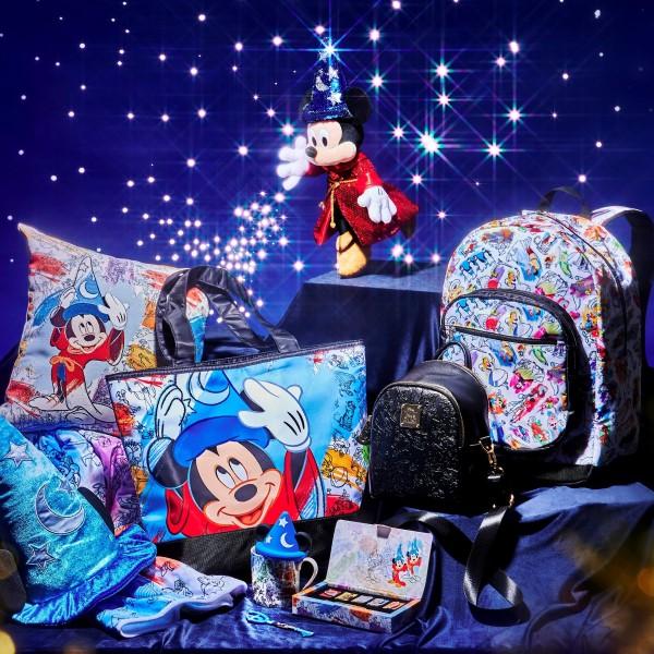 ミッキーマウスの誕生日をお祝い!「ファンタジア」モチーフのアイテムが登場☆