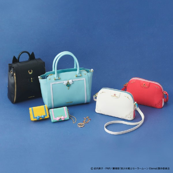「美少女戦士セーラームーンEternal」×サマンサのコラボアイテムが発売!!