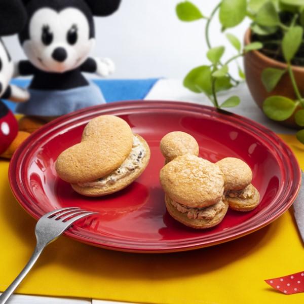 ディズニー×東京ばな奈「ミッキーマウスのパンケーキサンド」通販で買えるよ!