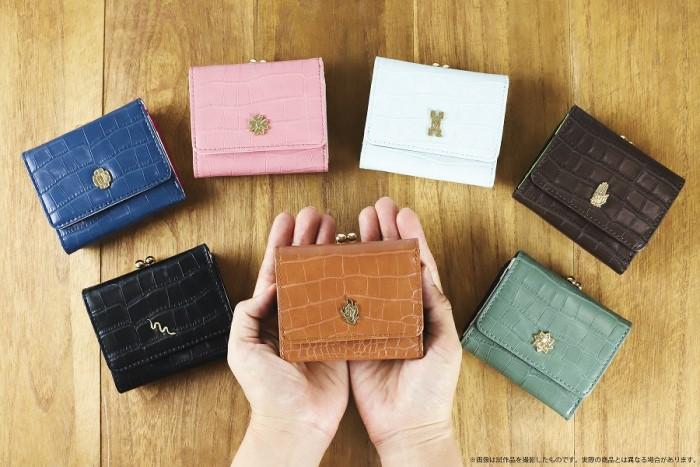 「鬼滅の刃」柱たちモチーフのデザインのミニ財布が受注販売中!