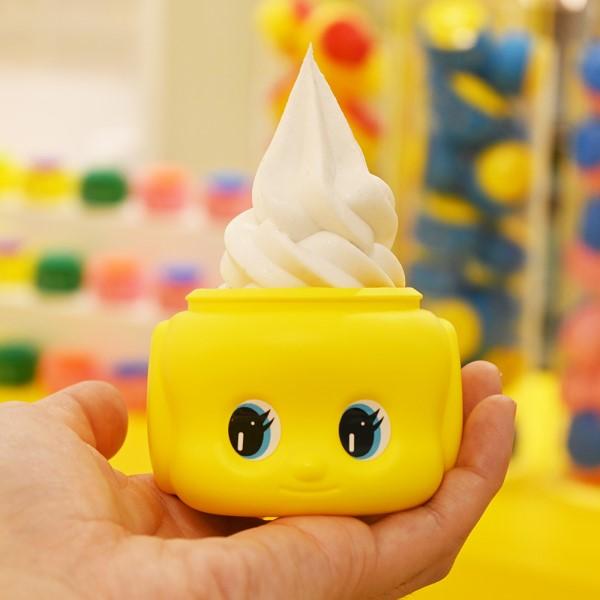 「フエキくん」ソフトクリーム&アイスクリームが心斎橋パルコで食べられるよ♪