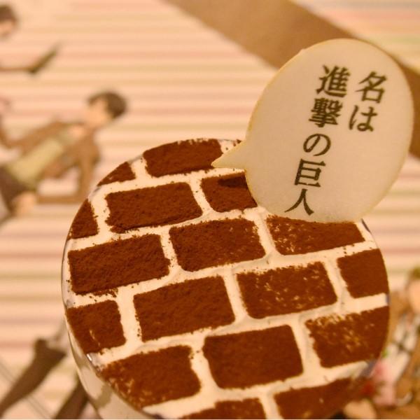 「進撃の巨人」The Final Seasonのコラボカフェが池袋&名古屋で開催中♪