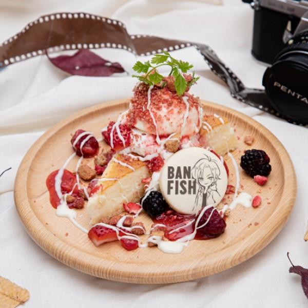 「BANANA FISH」コラボカフェが今年もオープン!NYスタイルのメニューが楽しめる♪