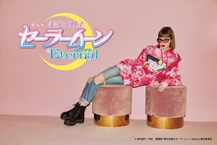 「美少女戦士セーラームーンEternal」×「jouetie」コラボアイテム予約受付中!