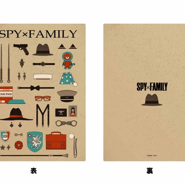 「SPY×FAMILY」グッズが登場!アーニャのアクキーやクラフト風ノートに注目☆