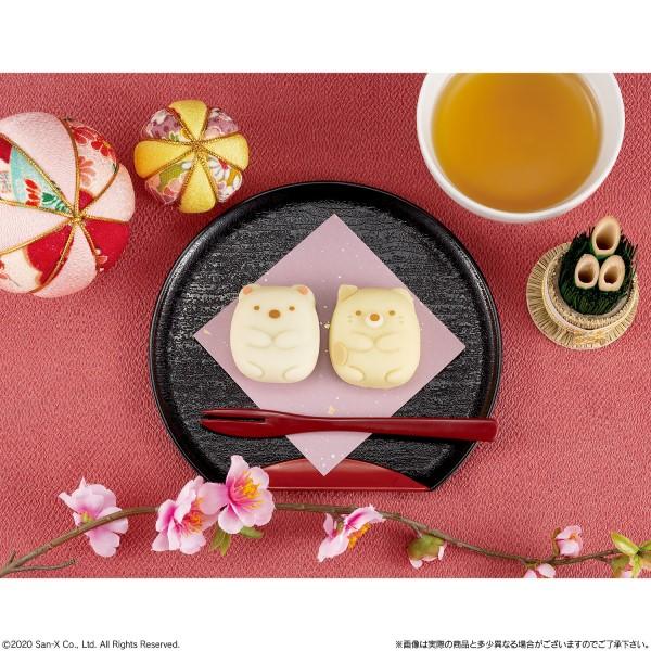 「すみっコぐらし」しろくま・ねこの「食べマス」全国のイオンで発売!