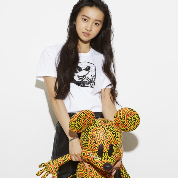 「Disney Mickey Mouse x Keith Haring コレクション」コーチから誕生!