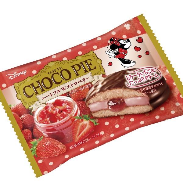 ディズニー×ロッテ「チョコパイ」初コラボ♪隠れミッキー・ミニーを見つけてね!