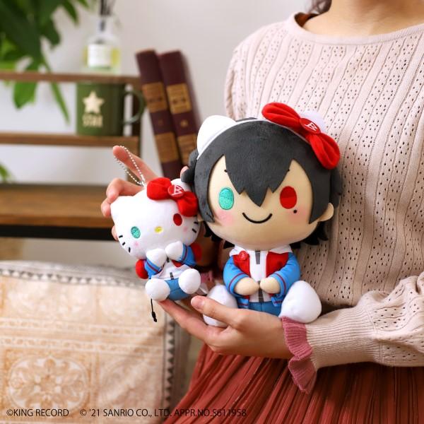 「ヒプノシスマイク」キャラがサンリオキャラとお揃いに♡ぬいぐるみ予約受付中!