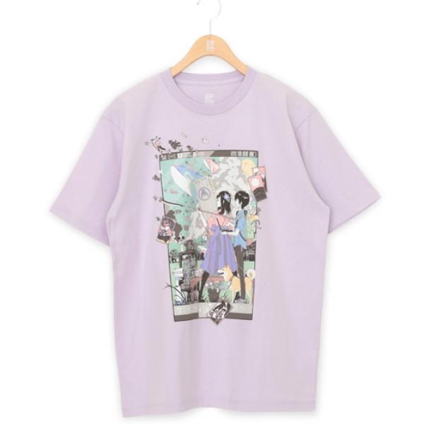 中村佑介描き下ろし「サマーウォーズ」Tシャツが「グラニフ」から登場!!