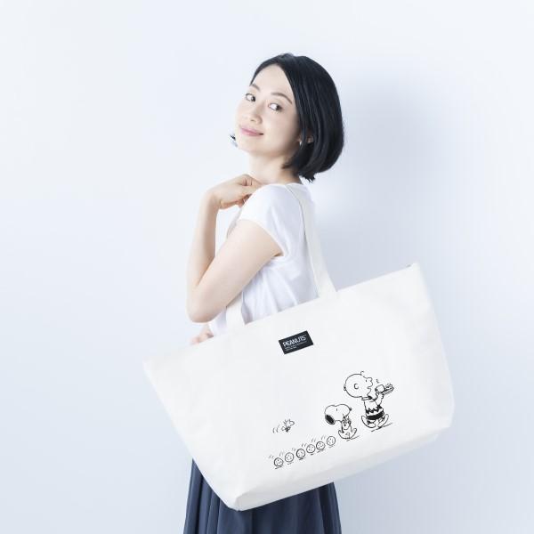 「スヌーピー」付録史上最大級の超BIGトートバッグ付き!「cookpad plus」発売中