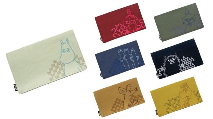「ムーミン」京都の着物メーカーが作るマスクケースがヴィレヴァン通販に新登場!