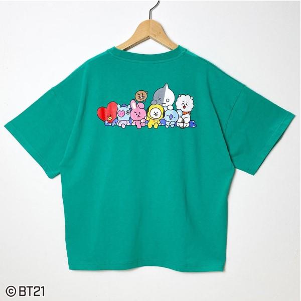 「BT21」Tシャツ・トートバッグがイオン限定で登場!通販でも買えるよ~。