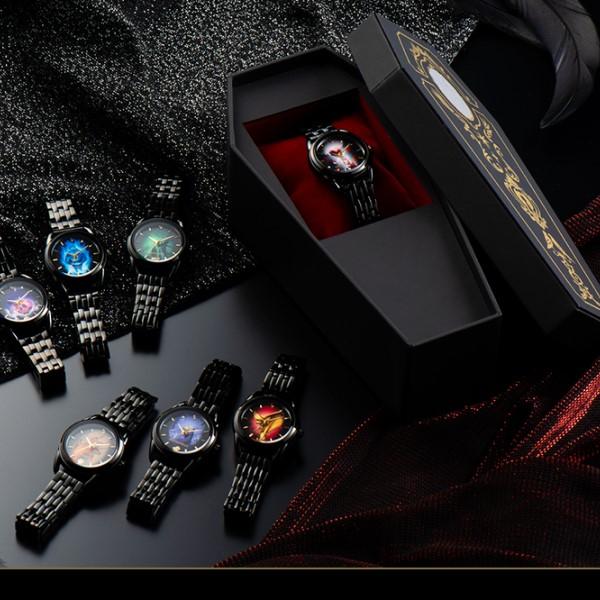 「ツイステ」モチーフの腕時計がアニメイト&Amazon限定で予約受付中!