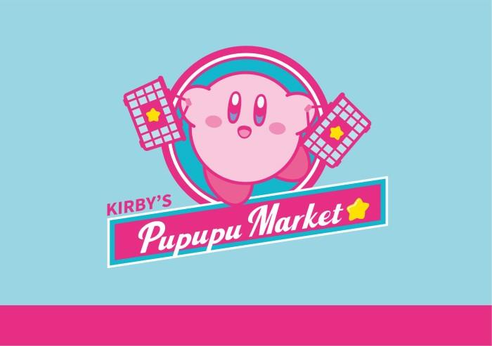カービィとプププなお買い物♪「KIRBY'S PUPUPU MARKET」2号店が原宿にOPEN