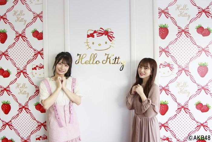 「ハローキティ×AKB48」オサレカンパニープロデュースのグッズが登場♪